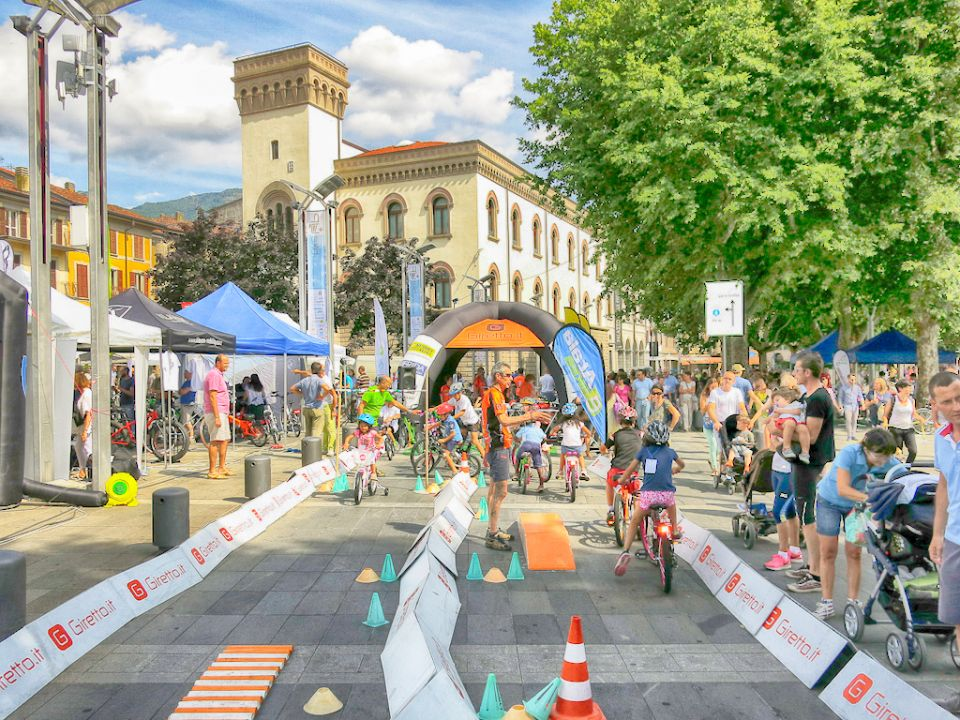 Strider Up - Lecco 2015
