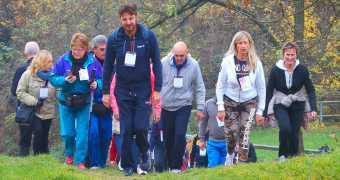 Camminata per la salute - Nibionno 2016